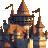 Ancient Castle 3D Screensaver