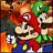 Super Mario Bros Rambo