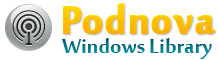 Podnova Windows Library