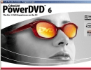 PowerDVD 6 - Screen