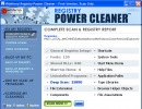 MainScreen of Registry Power Cleaner