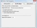 Zip File Name Settings