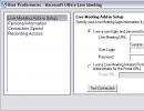 Main Configuration Window