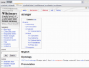 Wiktionary consult