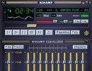 Winamp Music Player with Playlist and equalizer