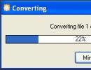 File Converting