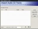 Import Audio Tracks