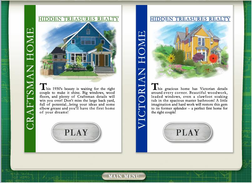 Choose a home