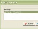 CD Data Device