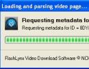 Downloading metadata