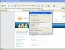 Toolbar configuration