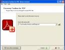 Select Source File Screen