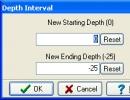 Depth Interval