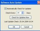 Software auto update