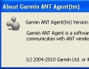About Garmin ANT Agent