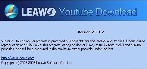 Program Info