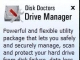 Disk Doctors Drive Manager