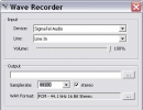 Wave Recorder