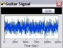 Guitar signal