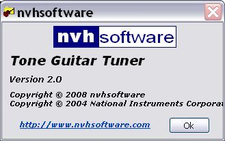 About Tone Guitar Tuner