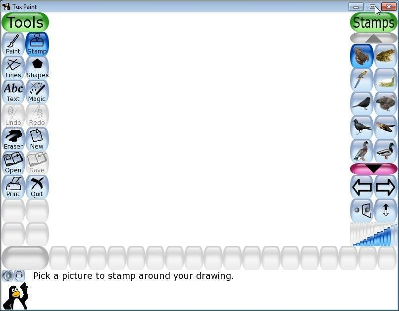 Stamps Toolbar