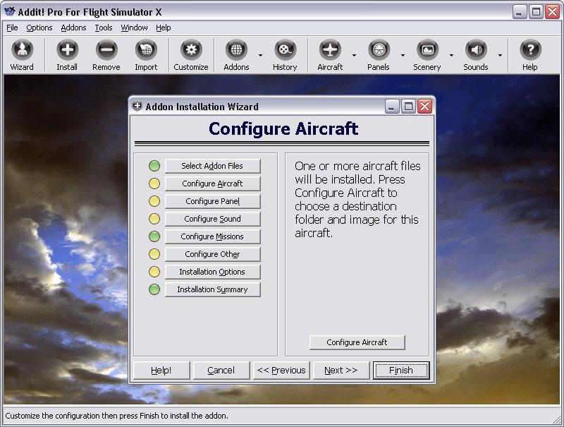 Addit! Pro For Flight Simulator X