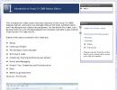 MSDN Web page
