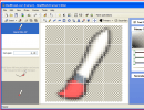 static cursor created from image