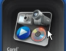Corel Digital Studio gadget