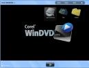Corel WinDVD main window