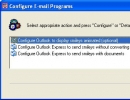 Mail Configuration