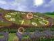 Flower Clock 3D Screensaver