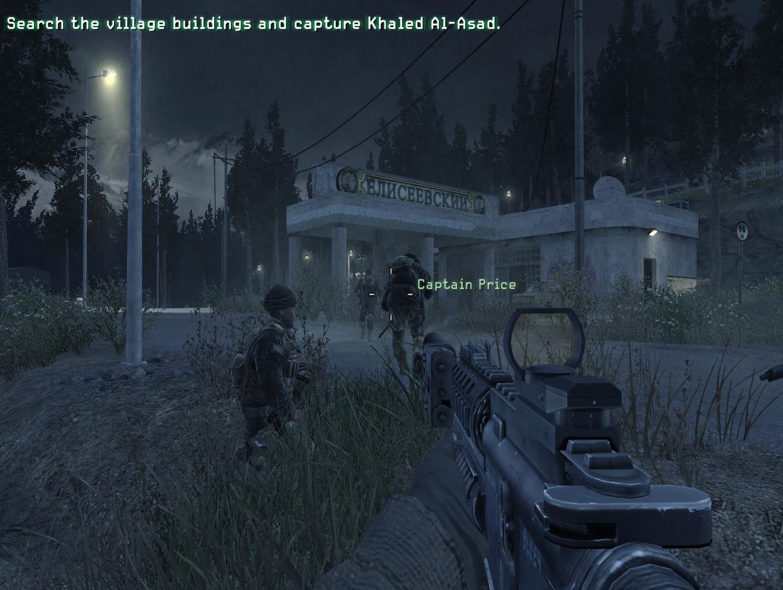 SAS Antiterrorist Mission