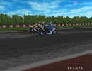Motocycle Racing (Lateral View)