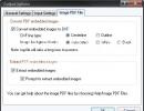 Image PDF file