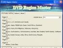 DVD Region Settings Tab