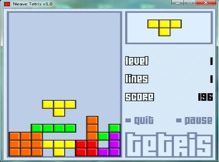 Playing Tetris
