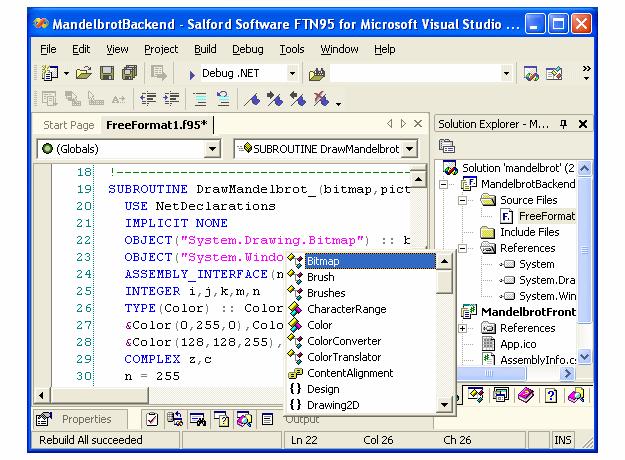 FTN95 screenshot