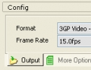 Output Config