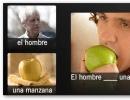 Learning spanish verbs
