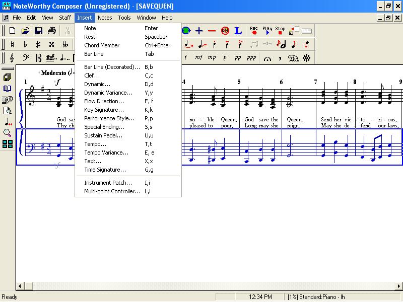 Notation Tools