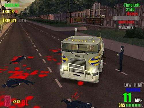 Rebel Trucker