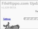 filehippo.com Update Checker Starting Up