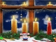 Christmas Candles Screensaver