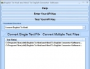 Load multiple files to translate