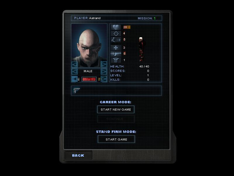 Player Configuration
