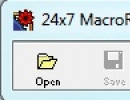 MacroRecorder Window