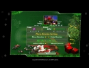 Modifications menu