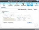 Built-in scheduler for regular fixing of registry problems