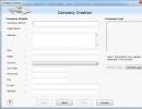 Creating New Company Account